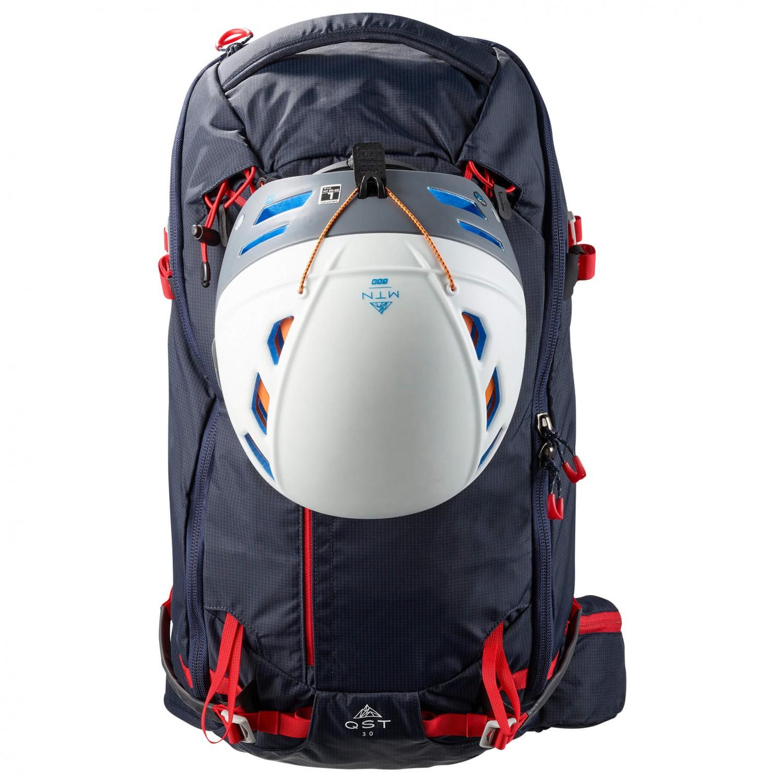 salomon qst 30 sac dos de randonn e ski livraison gratuite. Black Bedroom Furniture Sets. Home Design Ideas