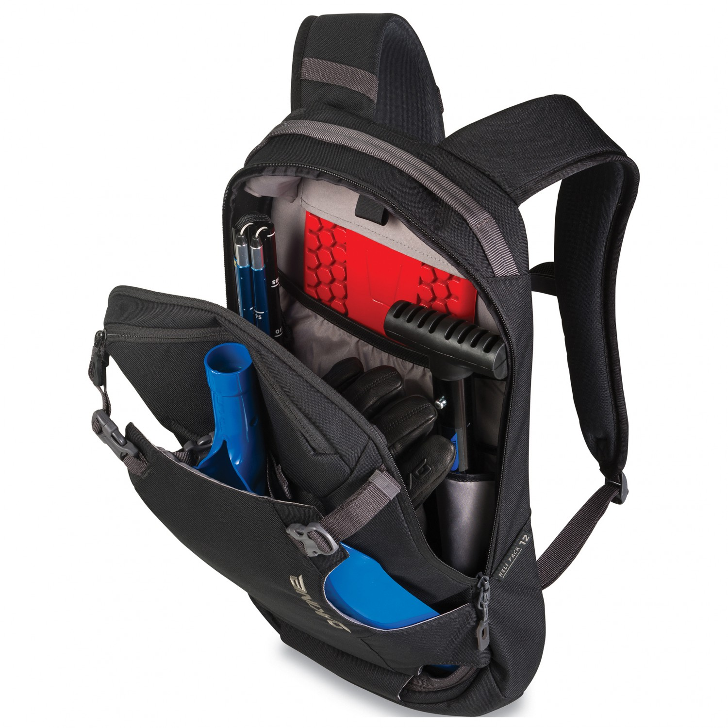 Dakine - Heli Pack 12L - Ski touring backpack ... 86b5cda119347