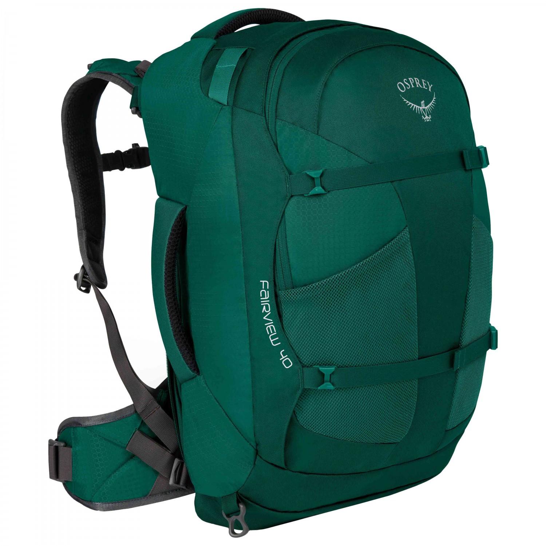 sito affidabile 5a60a 43d0d Osprey - Fairview 40 - Zaino da viaggio - Rainforest Green | 40 l - S/M