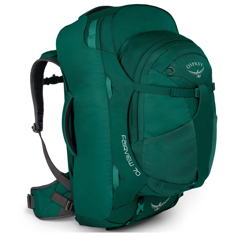 osprey fairview 70 sac dos de voyage femme livraison gratuite. Black Bedroom Furniture Sets. Home Design Ideas