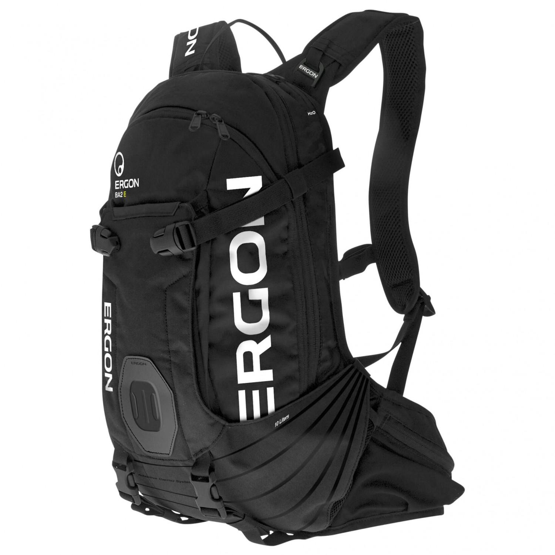ergon ba2 e protect 10 bike rucksack versandkostenfrei. Black Bedroom Furniture Sets. Home Design Ideas