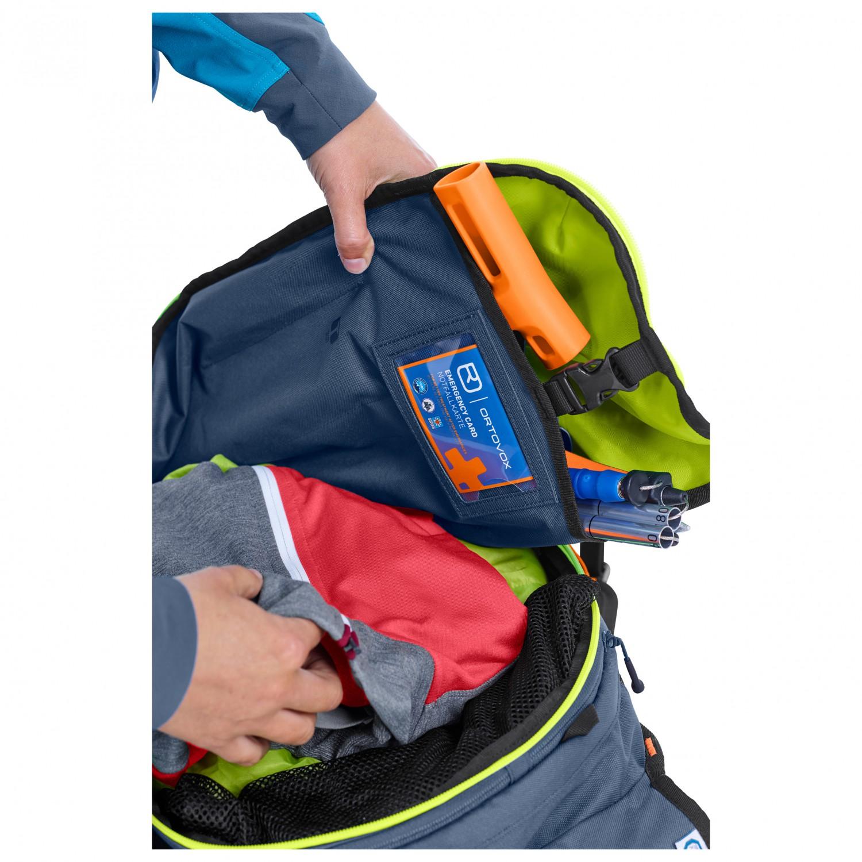 Ortovox Ski Backpack: Ortovox Cross Rider 18 Avabag