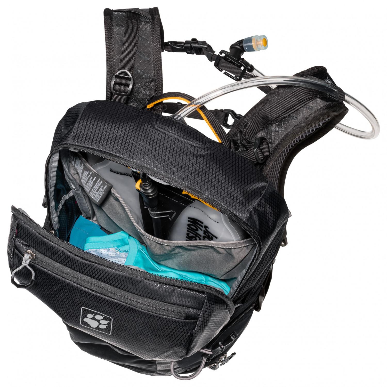 zur Freigabe auswählen online hübsch und bunt Jack Wolfskin - Kingston 16 Pack - Daypack - Black | 16 l