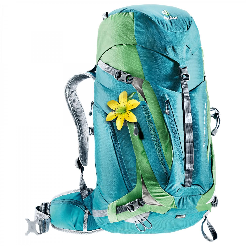 6668b23da938b Deuter - Women s Act Trail Pro 38 SL - Hiking backpack ...