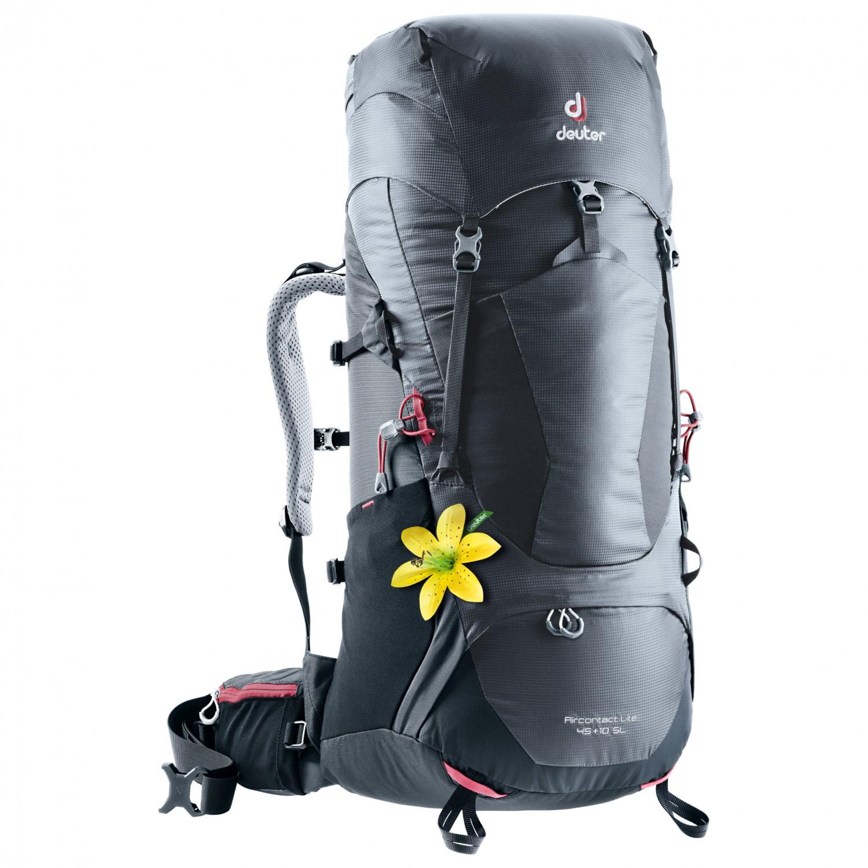06f607d366150 Deuter - Women s Aircontact Lite 45 + 10 SL - Walking backpack