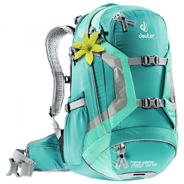 mehrere farben Mode sehr bequem Deuter Trans Alpine Pro 24 SL - Cycling Backpack Women's ...