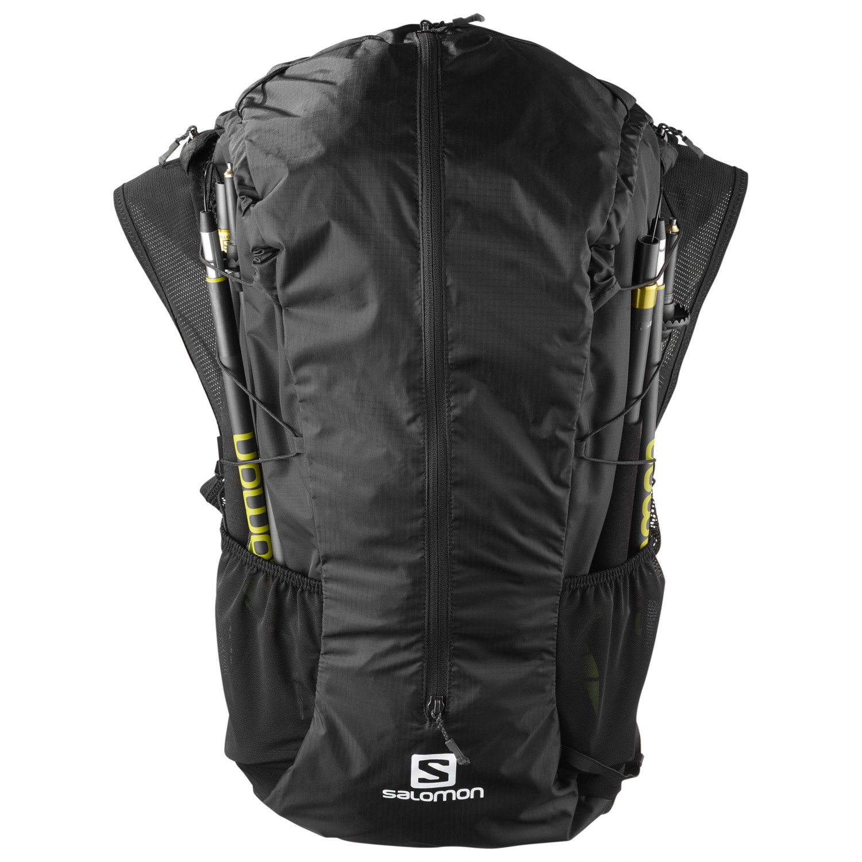 sélection premium d4cdc 92da1 Salomon - Out Peak 20 - Sac à dos trail - Black | 25 l - L