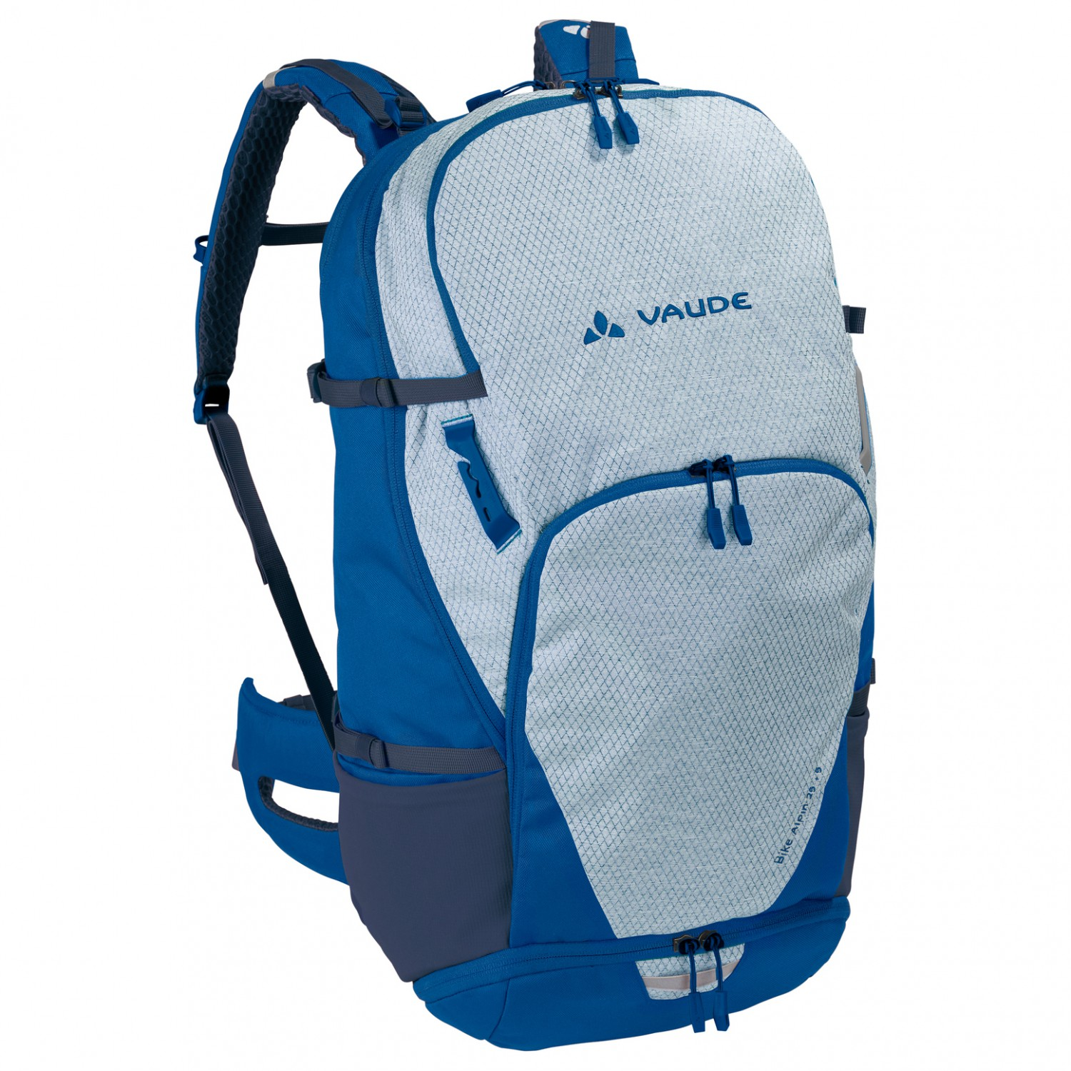 huge discount 292e1 a7189 Vaude - Bike Alpin 25+5 - Bike-Rucksack - Radiate Blue | 25+5 l