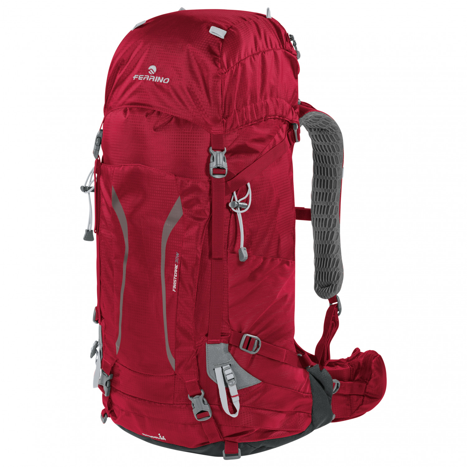 Backpack Mountaineering Finisterre l Ferrino 30 Red30 backpack Lady 5JTKF3ul1c