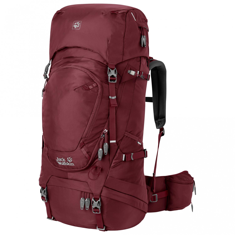 Jack Wolfskin Women´s Highland Trail 45 - der Trekkingrucksack
