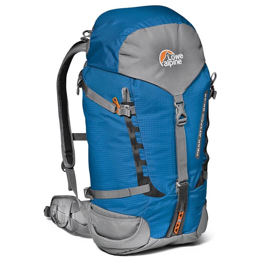 Lowe Alpine Peak Attack 35:45 - Kletterrucksack online kaufen ...