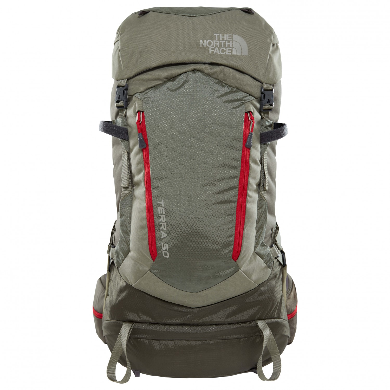 The North Face Terra 50 - Trekking Backpack | Free UK Delivery | Alpinetrek.co.uk