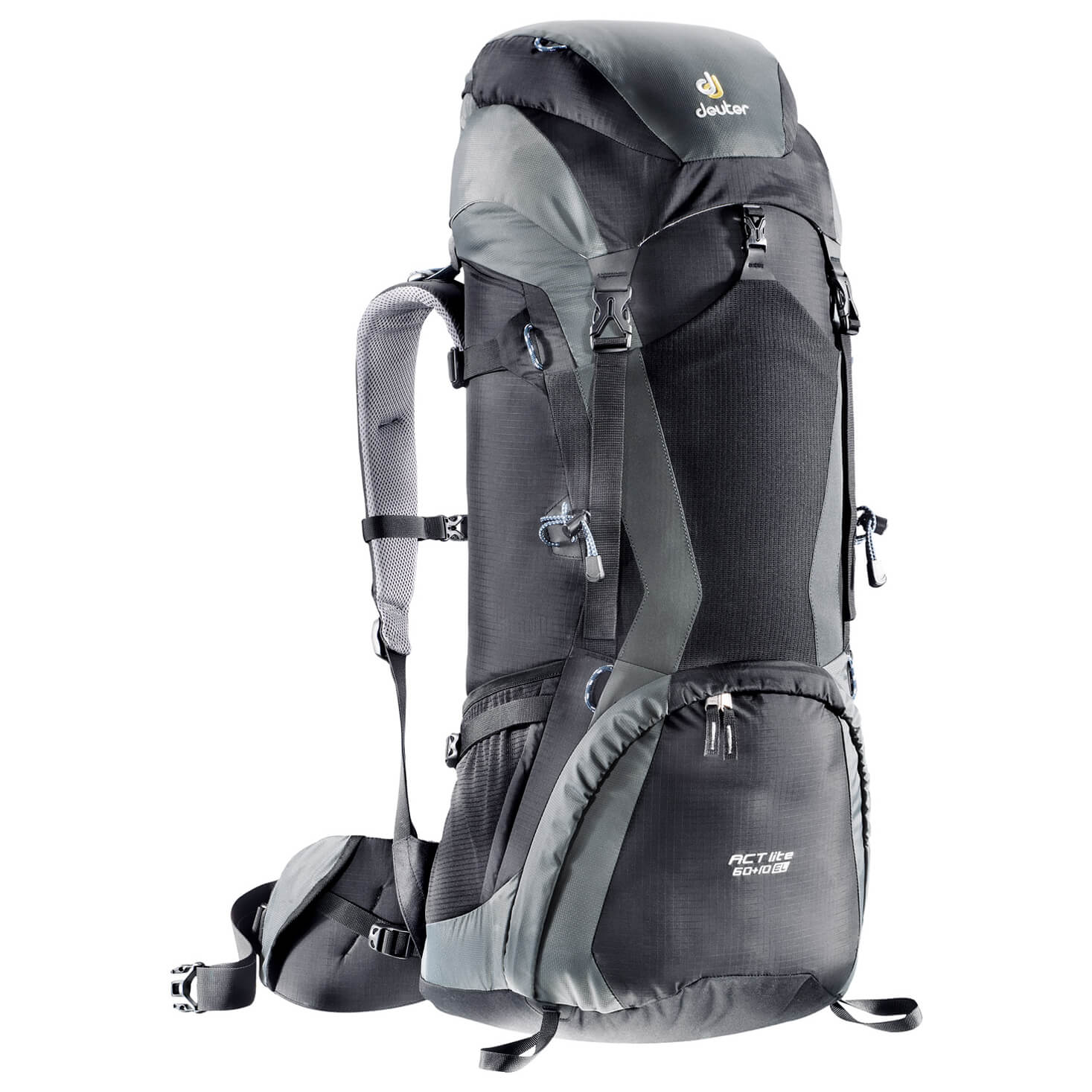 deuter act lite 60 10 el extralong trekkingrucksack online kaufen. Black Bedroom Furniture Sets. Home Design Ideas