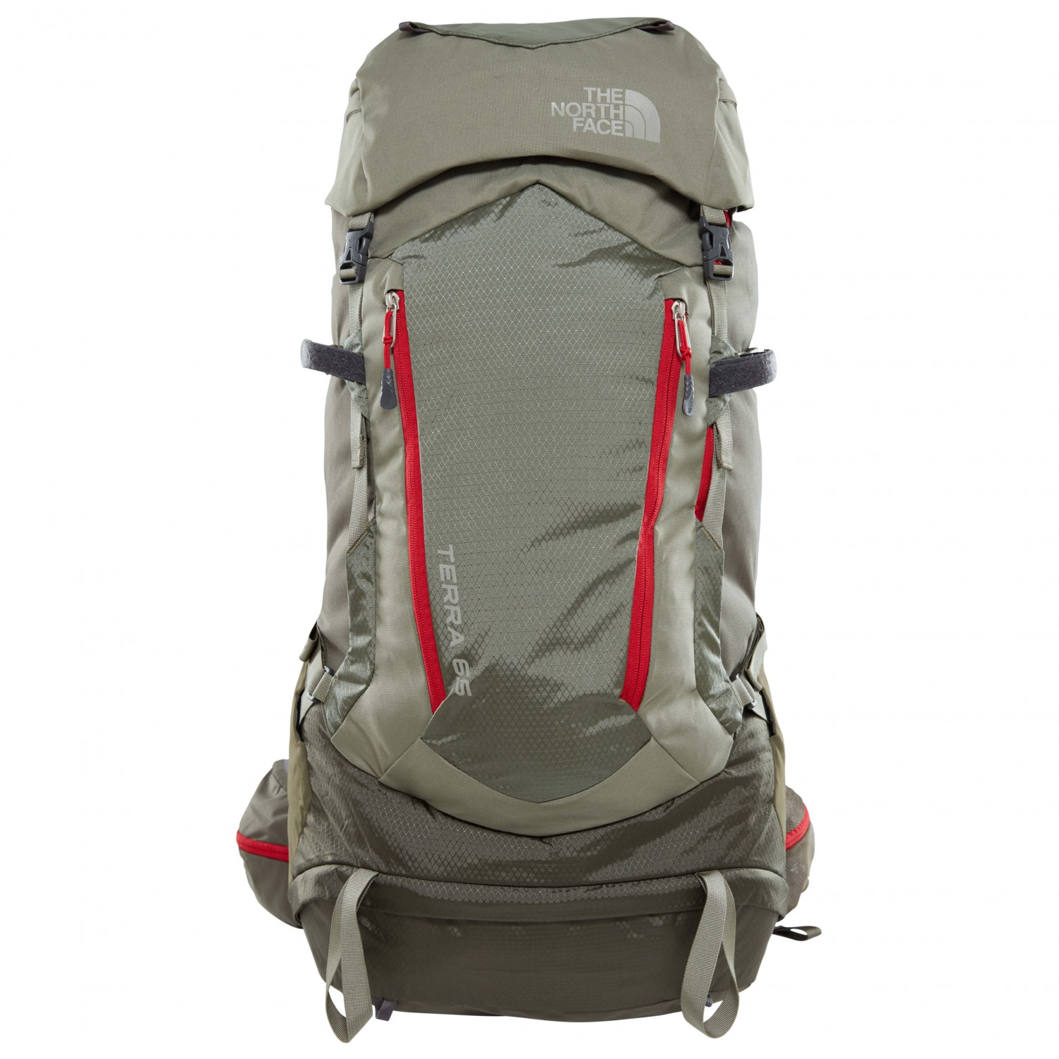 the north face trekking