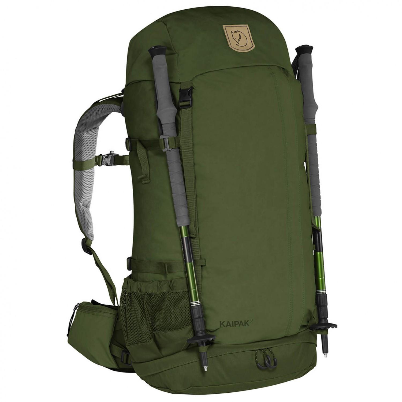 fjallraven rucksack trekking