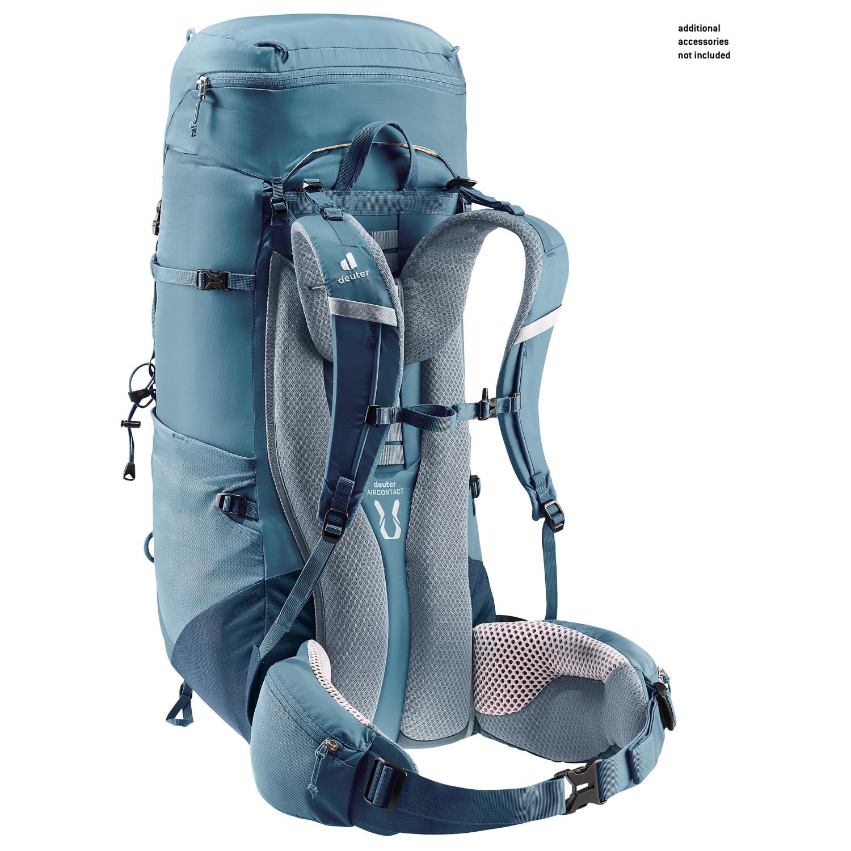deuter aircontact lite 50 10 walking backpack free uk delivery. Black Bedroom Furniture Sets. Home Design Ideas