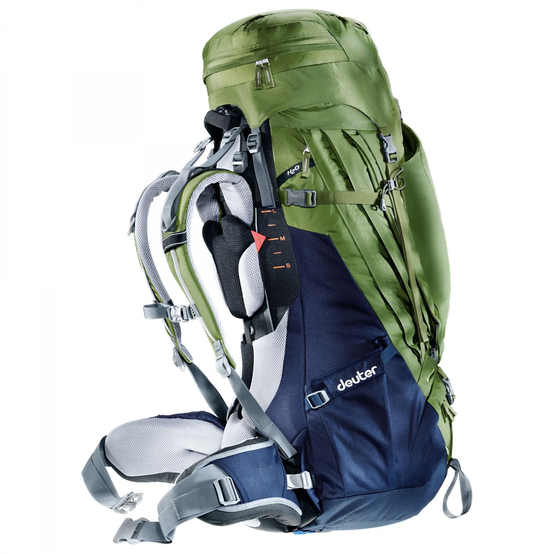 d131c252c44 ... Deuter - Aircontact Pro 70 + 15 - Walking backpack ...