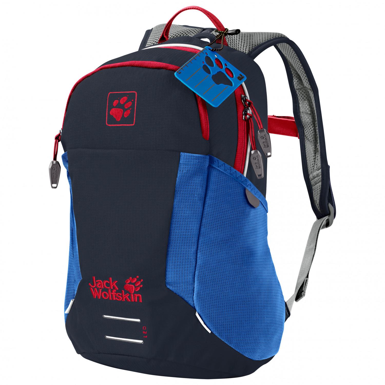 jack wolfskin rygsæk til børn
