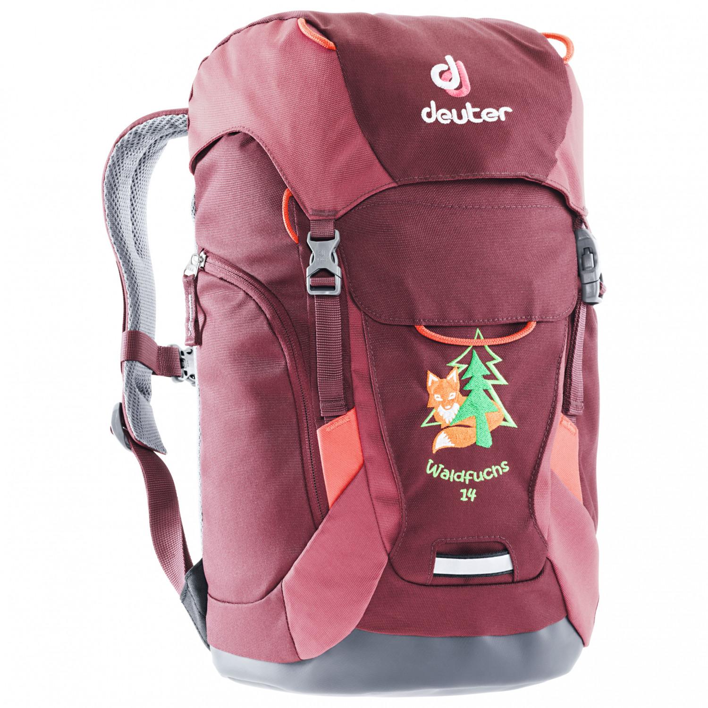 verkauft perfekte Qualität weltweit verkauft Deuter - Kid's Waldfuchs 14 - Kids' backpack - Midnight / Petrol   14 l