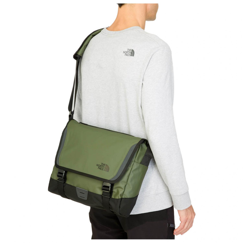 The North Face Schoudertas Base Camp Messenger Bag : The north face base camp messenger bag shoulder