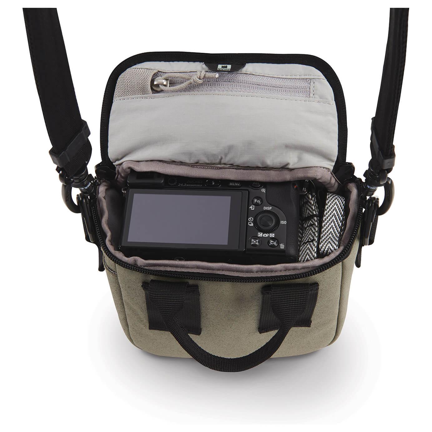 Pacsafe Camsafe Z2 Camera Bag Buy Online Alpinetrek