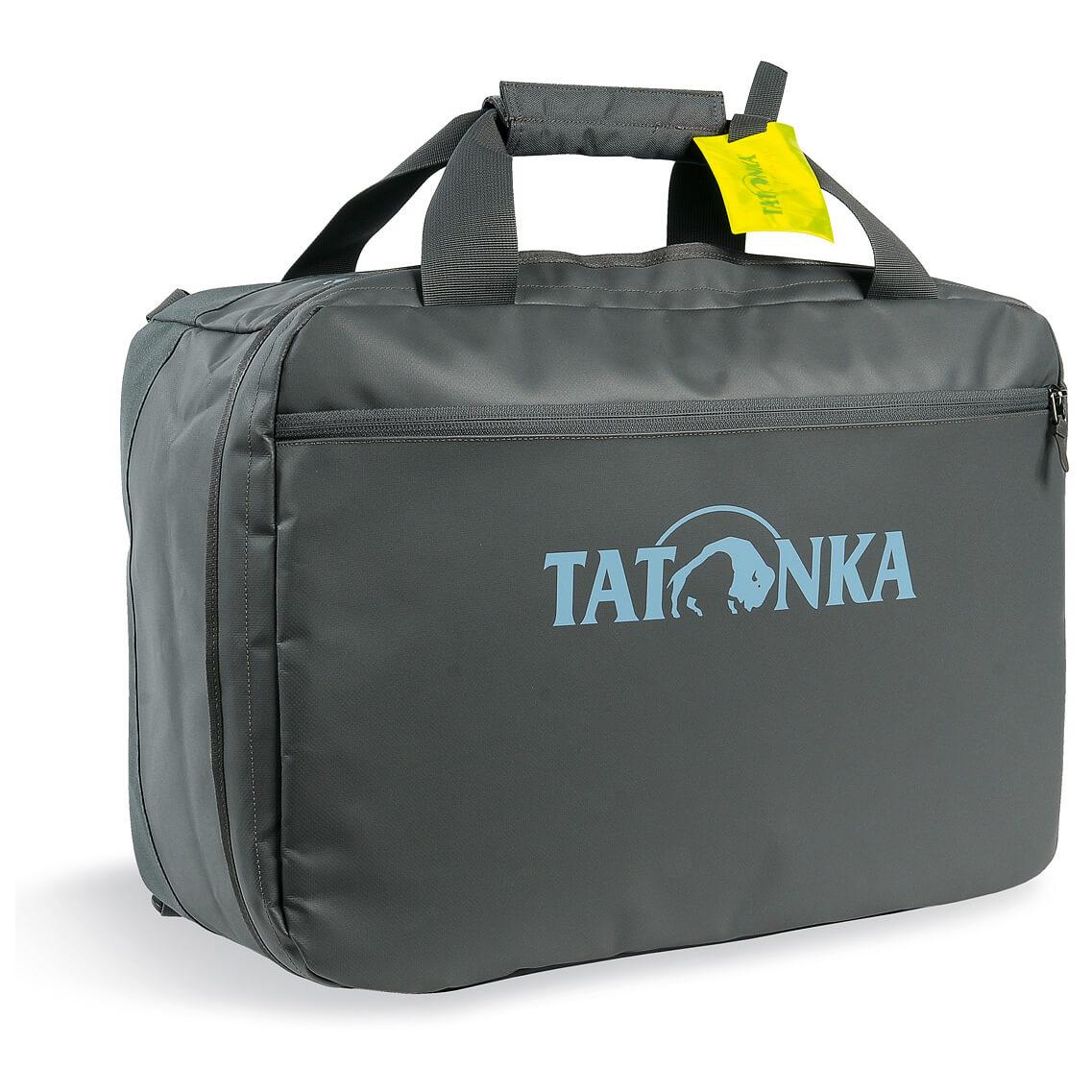 Tatonka Flight Barrel Sac de voyage Titan Grey | 35 l