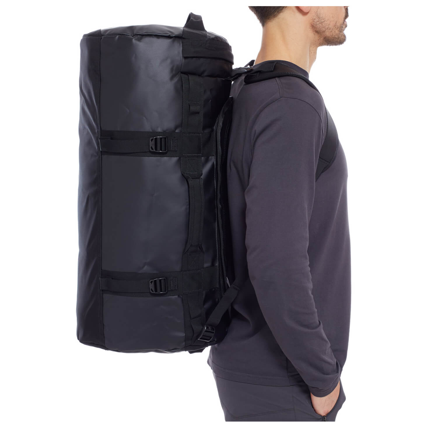 the north face base camp duffel medium sac de voyage achat en ligne. Black Bedroom Furniture Sets. Home Design Ideas