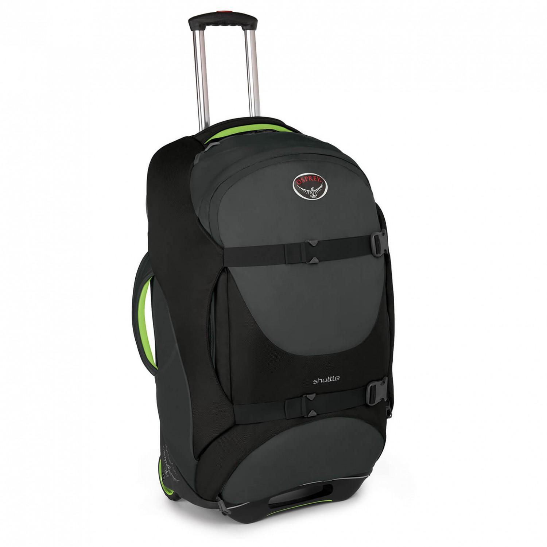 osprey shuttle 100 sac de voyage livraison gratuite. Black Bedroom Furniture Sets. Home Design Ideas