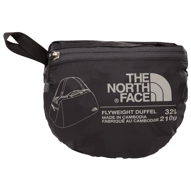 the north face flyweight duffel reisetasche online. Black Bedroom Furniture Sets. Home Design Ideas