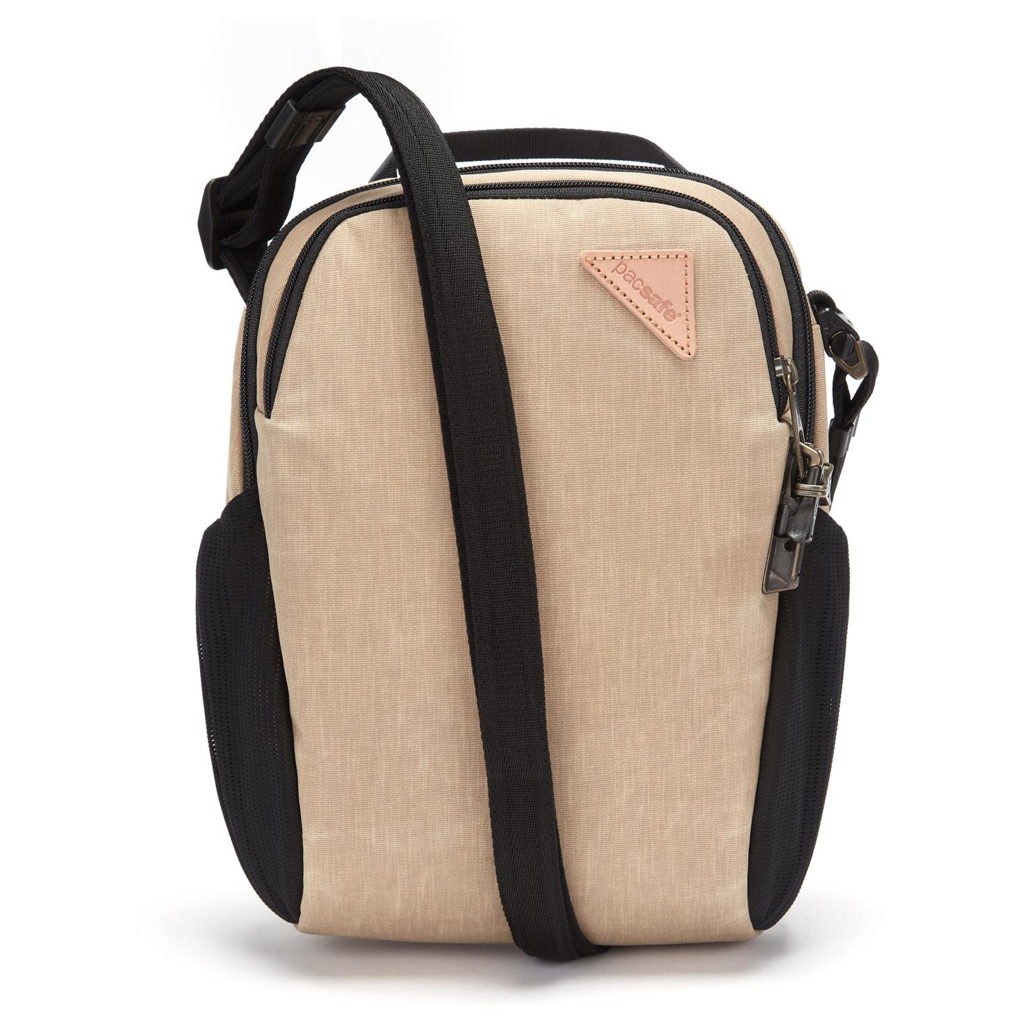 Pacsafe Vibe 200 7,5 l Shoulder bag Jet Black | 7,5 l