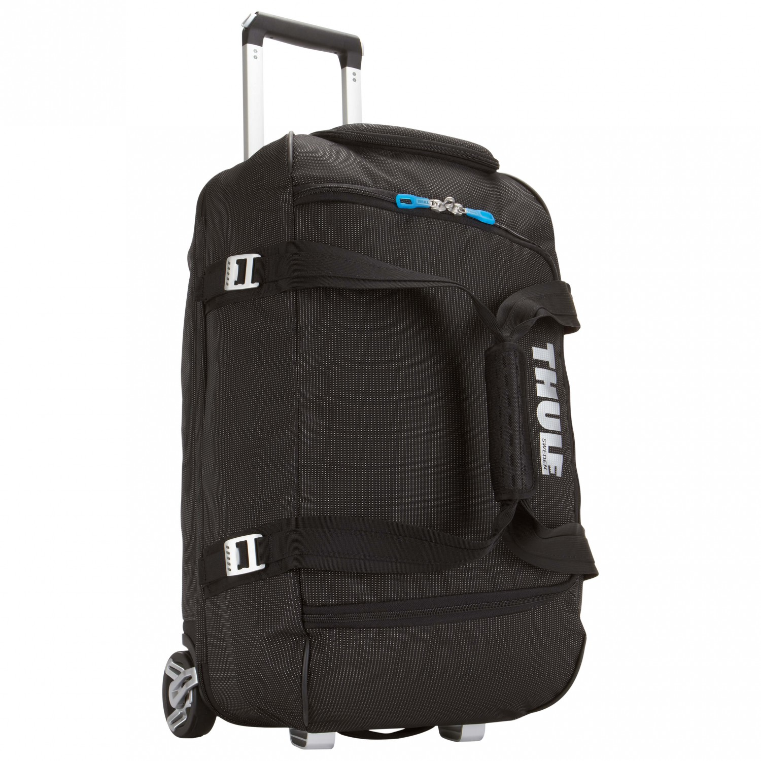thule crossover 56l rolling duffel reisetasche online. Black Bedroom Furniture Sets. Home Design Ideas