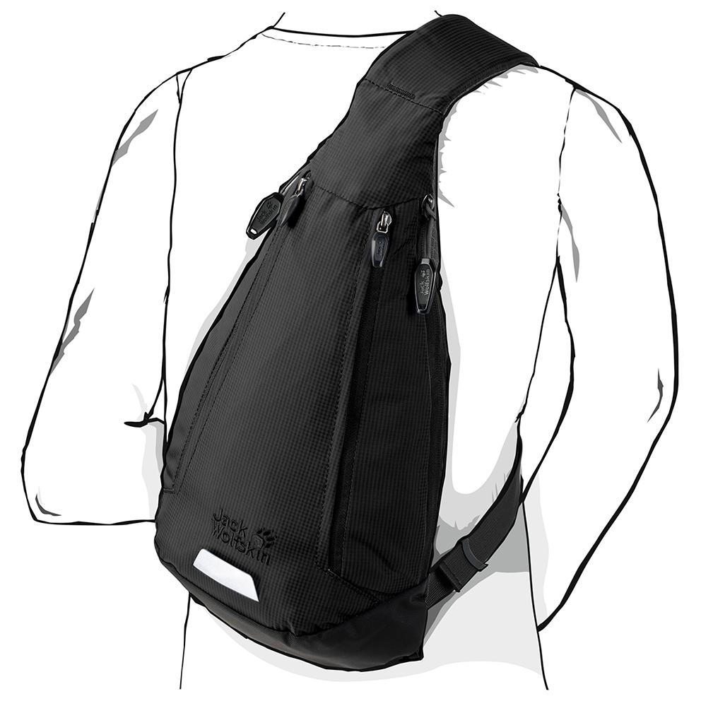 a37825c5f8 Jack Wolfskin - Delta Bag - Shoulder bag ...