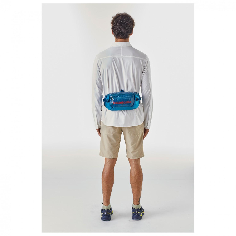 2e91decd8bb Patagonia Black Hole Waist Pack - Hip Bag | Buy online | Alpinetrek ...