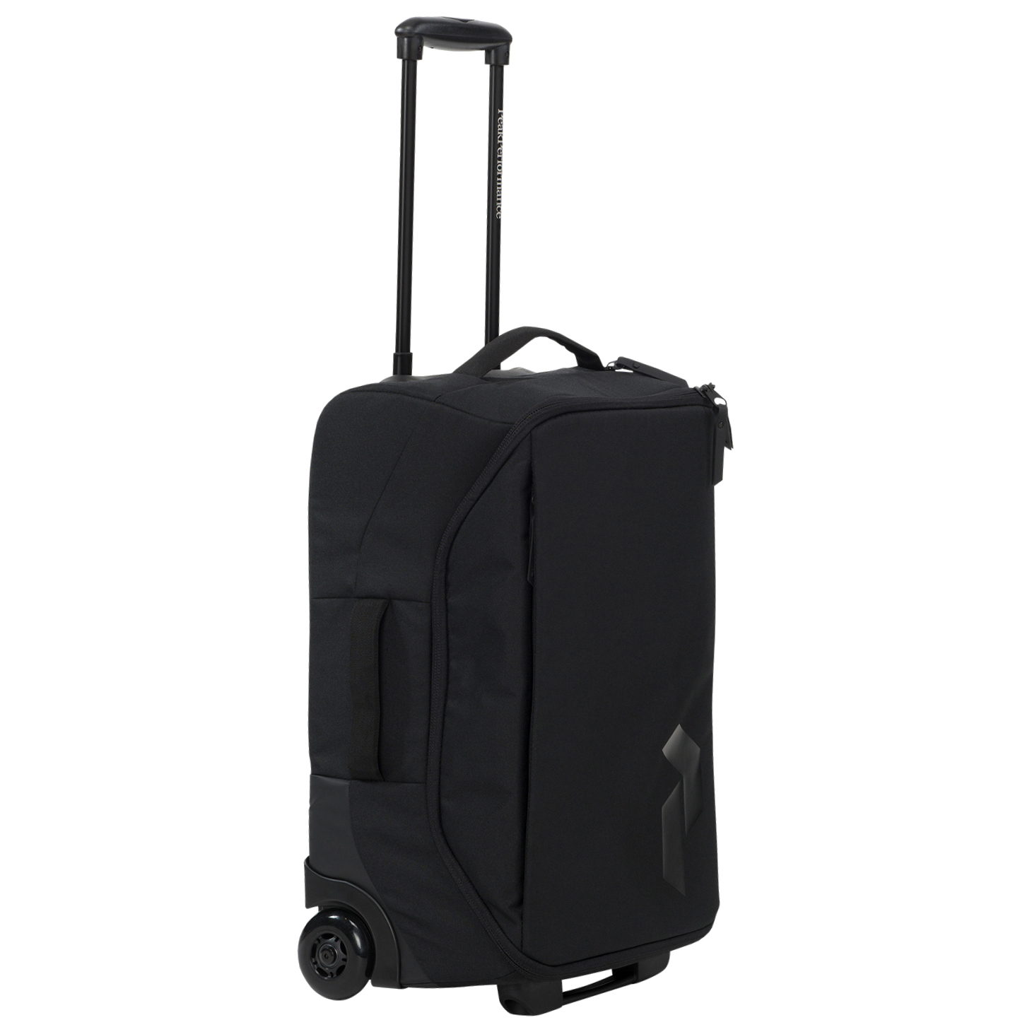 On-board bags and cabin trolleys are compact and practical
