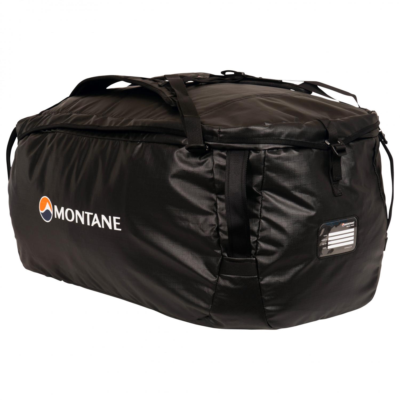 fbfa890c3 Montane - Transition 95 - Luggage - Black | 95 l