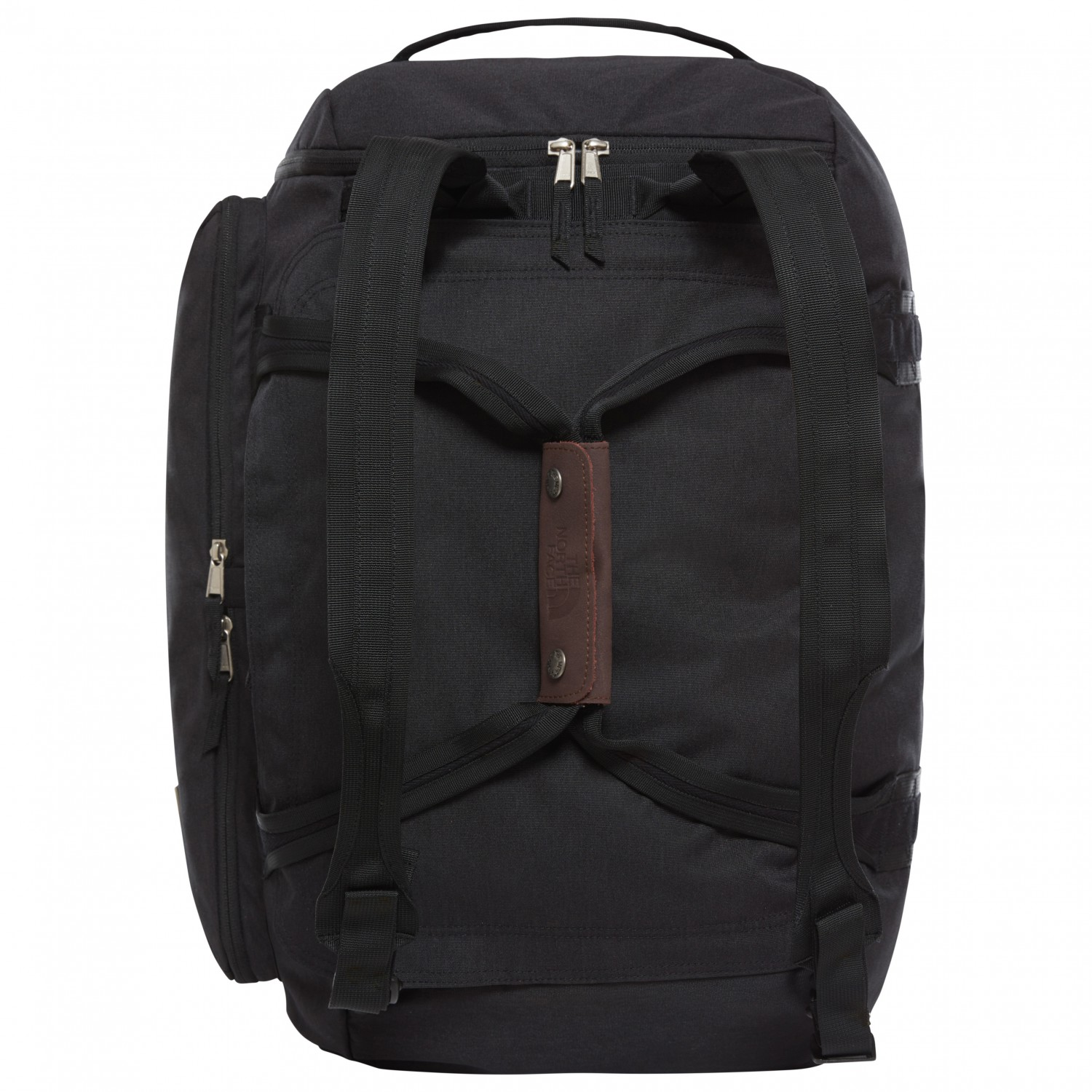 710f4a6a2 The North Face - Berkeley Duffel M 49 - Luggage - TNF Black Heather | 49 l