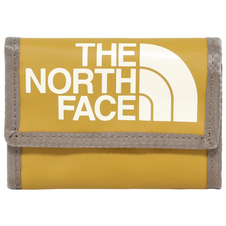 abile design metà fuori comprare a buon mercato The North Face - Base Camp Wallet - Portafogli - British Khaki / Weimaraner  Brown | One Size