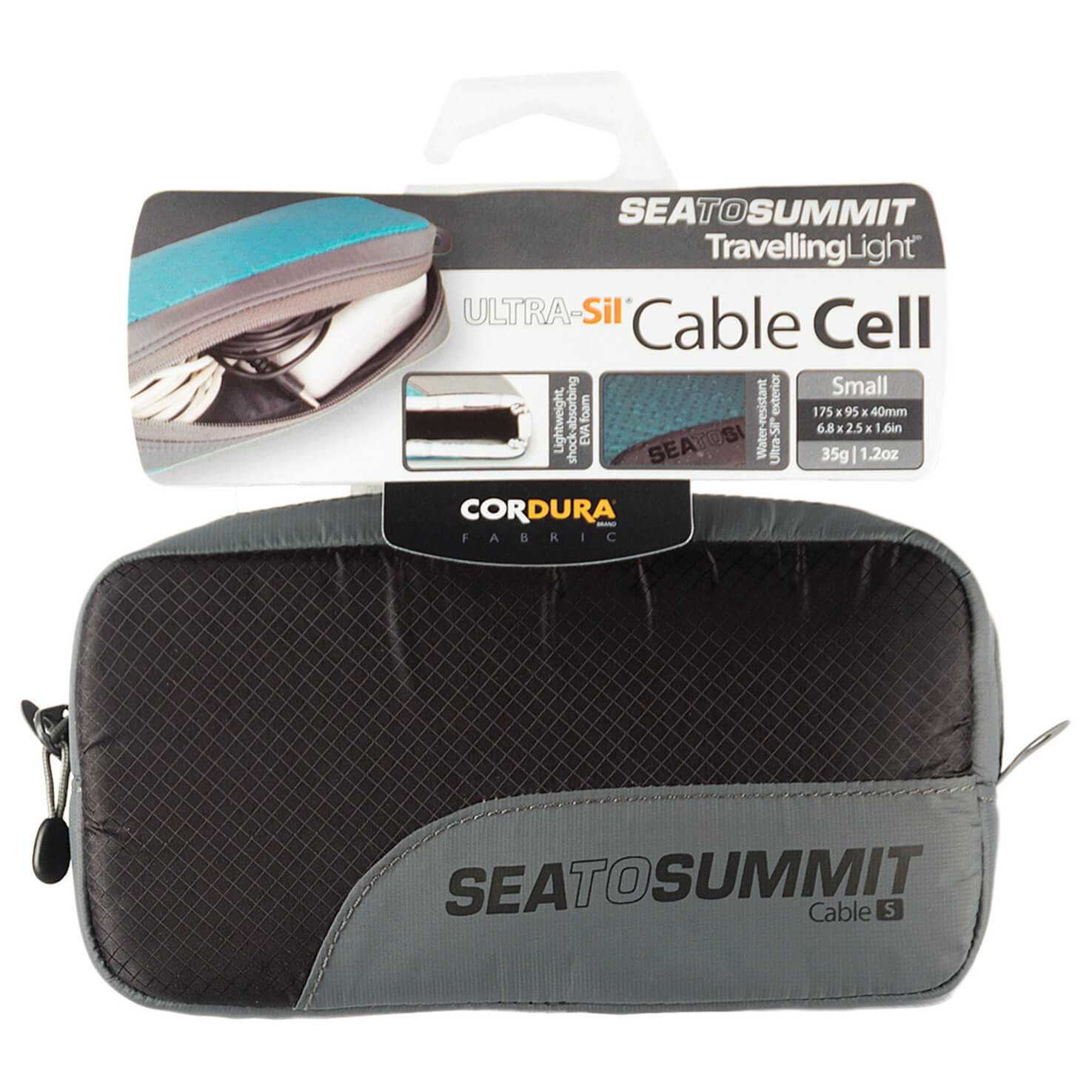 Sea to Summit Cable Cell - Kabeltasche | Buy online | Alpinetrek.co.uk