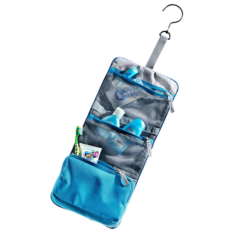 unique design premium selection innovative design Deuter - Kid's Wash Bag - Kulturbeutel - Magenta | 16 x 19 x 3 cm