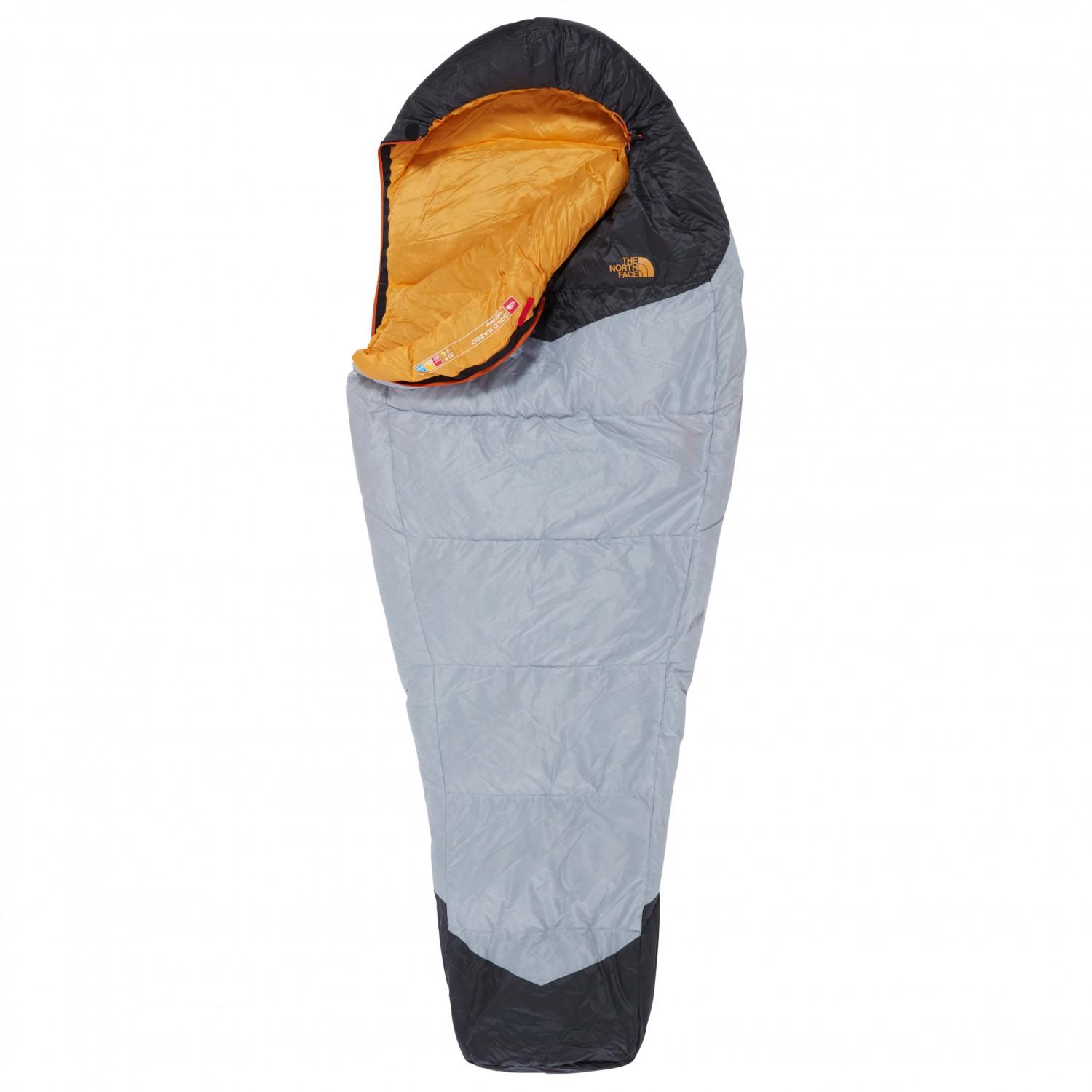 The North Face Gold Kazoo Down Sleeping Bag Free Eu Delivery Bergfreunde Eu