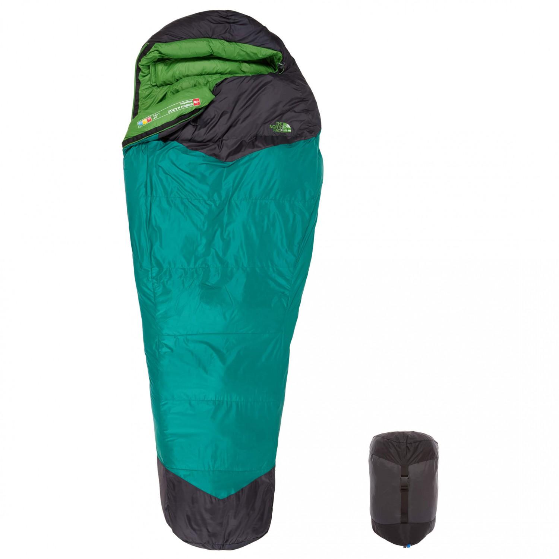 North Face Green Kazoo Sleeping Bag