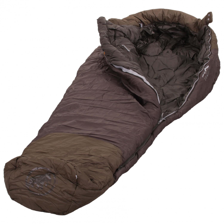 Bison Mammut TYIN MTI Winter Saco de Dormir Unisex Adulto Gris