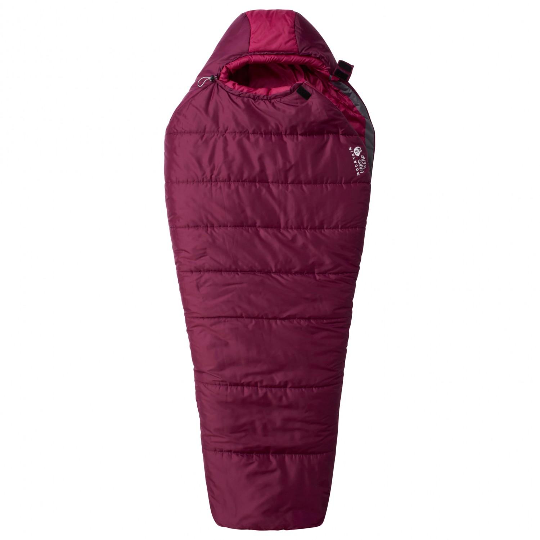 Mountain Hardwear Mujer fibra sint/ética Saco de dormir