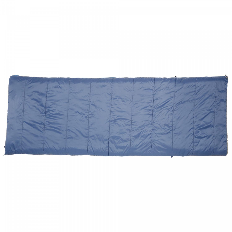 best website b3fb2 1407f Exped - Mega Sleep 25 - Kunstfaserschlafsack - Blue | 200 x 80 cm