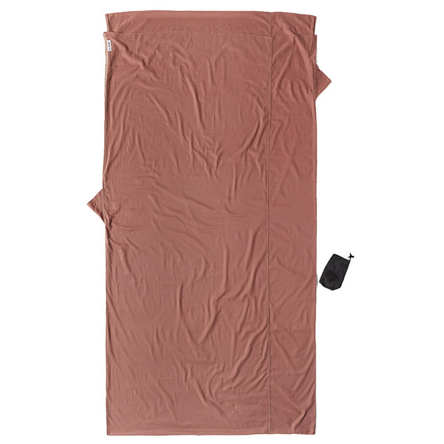 Cocoon Travelsheet Egyptian Cotton Travel Sleeping Bag