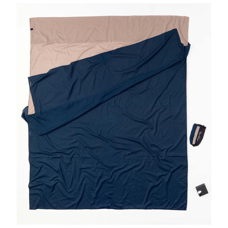 Cocoon algod/ón Saco de Dormir Travel Sheet/ /Egyptian Cotton