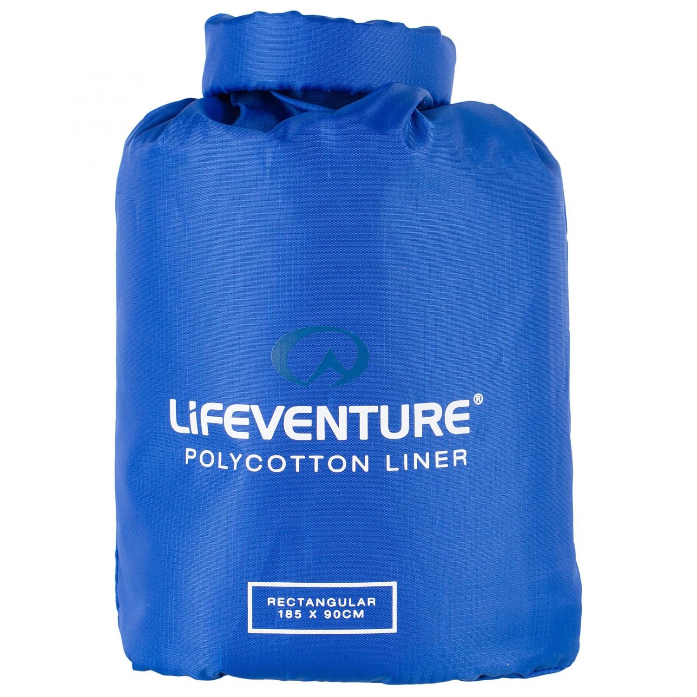 Lifeventure Polycotton Sleeping Bag Liner