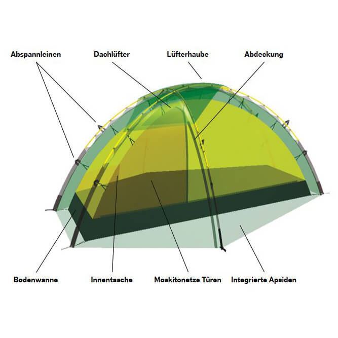 ... Hilleberg - Soulo - 1-person tent  sc 1 st  Alpinetrek & Hilleberg Soulo - 1-Person Tent | Free UK Delivery | Alpinetrek.co.uk