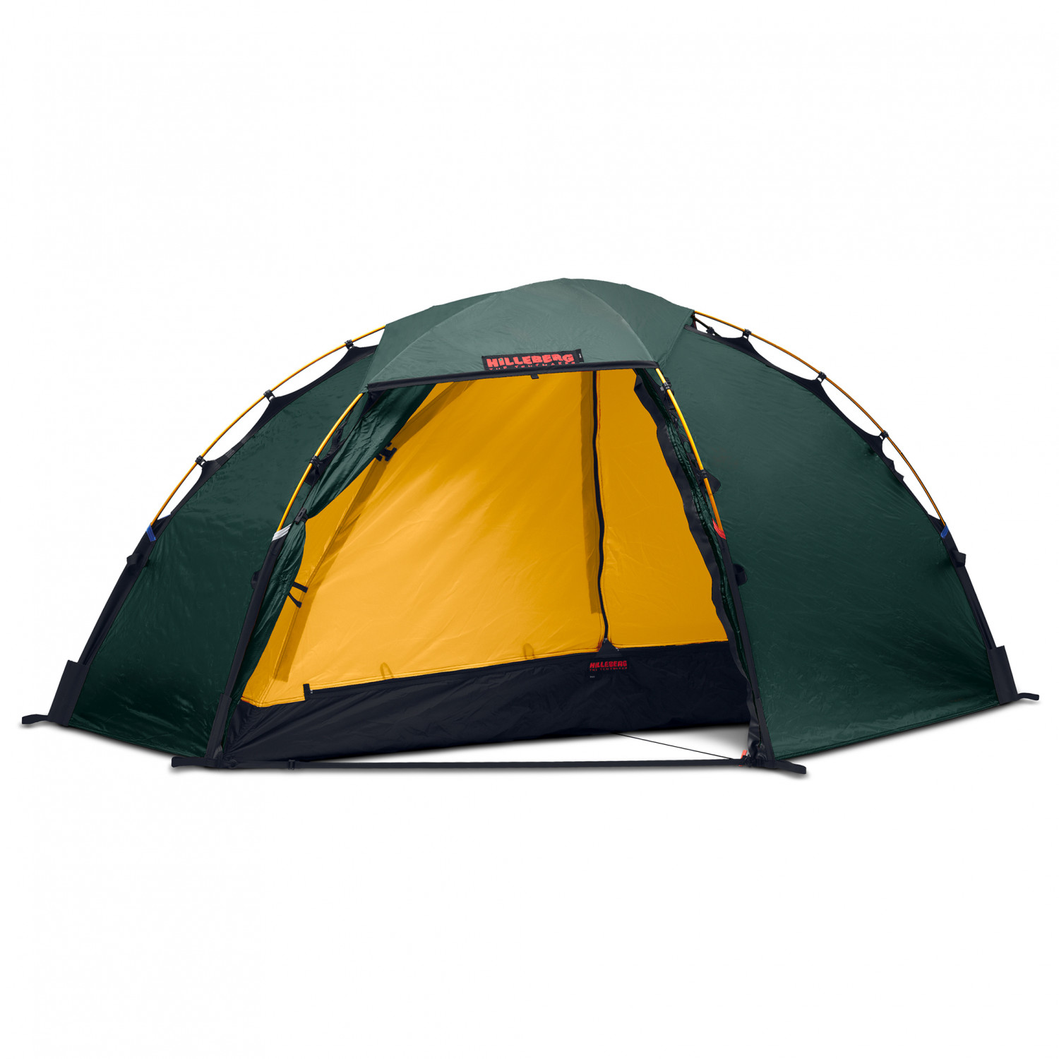 1 Person Tents : Hilleberg soulo person tent free uk delivery