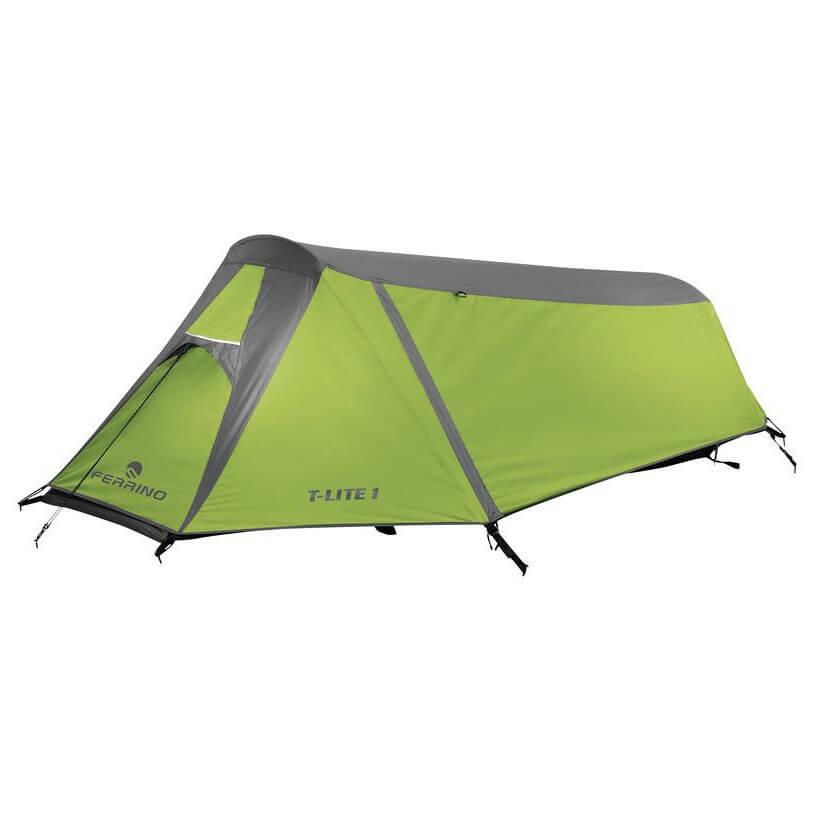 Ferrino - Tent T-Lite 1 - 1 man tent  sc 1 st  Alpinetrek & Ferrino Tent T-Lite 1 - 1 Man Tent | Free UK Delivery | Alpinetrek ...